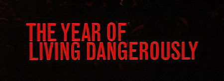The Year of Living Dangerously   Peter Weir 1982